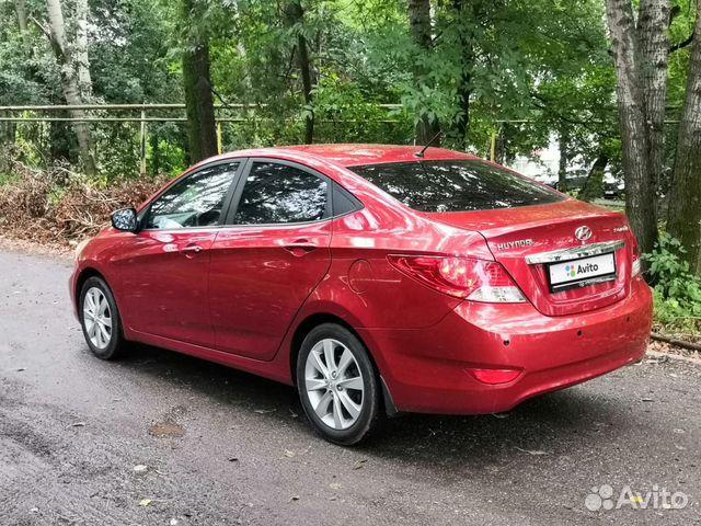 Hyundai Solaris, 2011  89061617491 купить 4