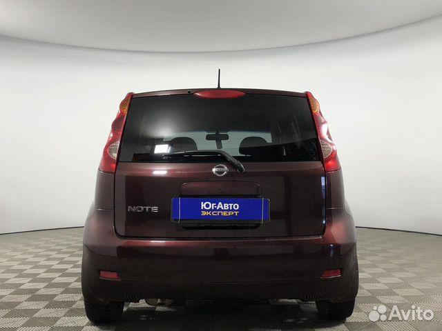 Nissan Note, 2011  88612441403 купить 4