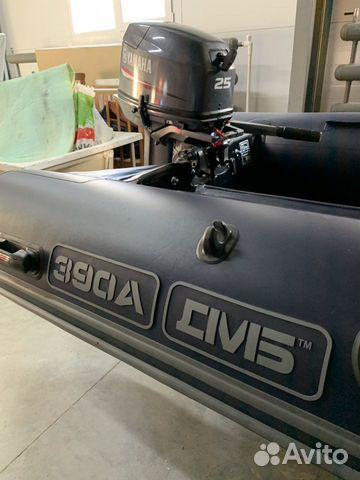 Моторная лодка Д М Б 3.90
