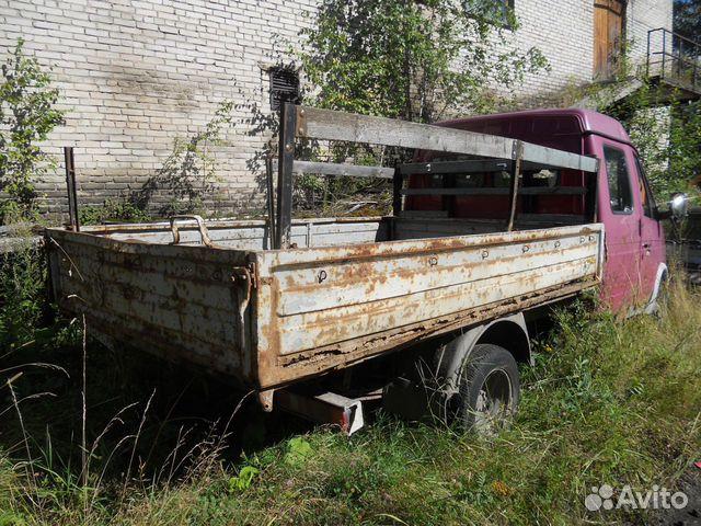 ГАЗ ГАЗель 2747, 2007  89062937479 купить 4