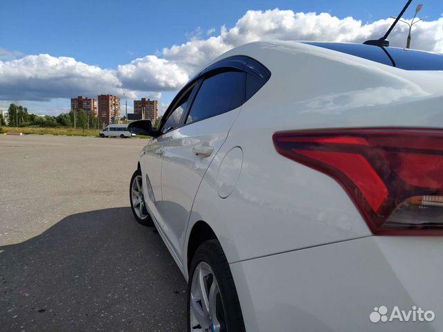 Hyundai Solaris, 2017  89605376769 купить 4
