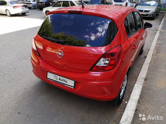 Opel Corsa, 2013  89603321151 купить 5