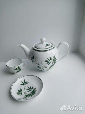 Чайный сервиз  89106189802 купить 1