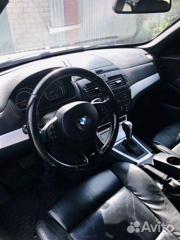 BMW X3, 2009  89656453758 купить 10