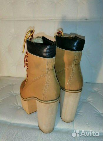 Ботинки Jeffrey Campbell, США,36 размер  89632935615 купить 3