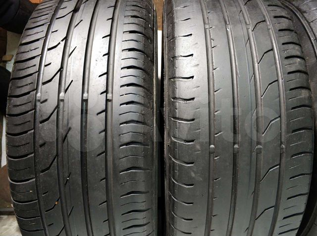 Continental ContiPremiumContact 2 215/55 R17 94W