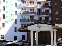 Green Flow Hotel 4* Роза Хутор