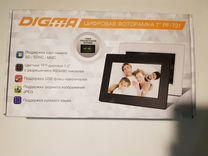 Новая цифровая фоторамка