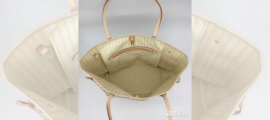 Сумка Louis Vuitton Neverfull Луи Витон MM LV купить в Москве на Avito —  Объявления на сайте Авито e10dc707615