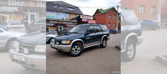 KIA Sportage, 2001 купить в Тамбовской области | Автомобили | Авито