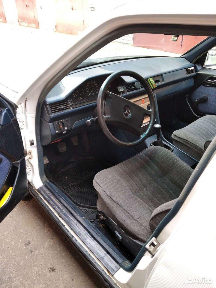 Mercedes-Benz W124, 1988  89066131989 купить 3
