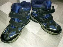 Ботинки зимние р.37