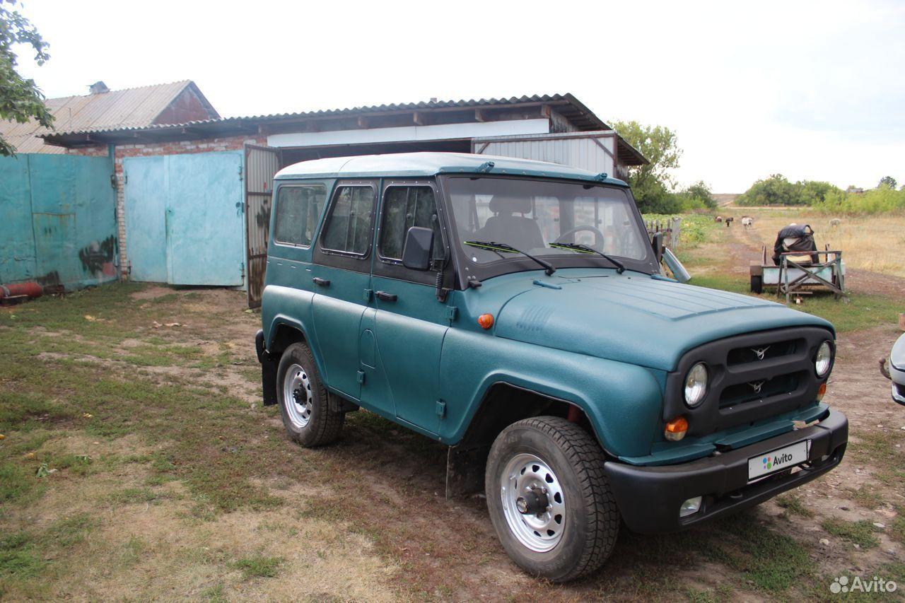 УАЗ Hunter, 2007  89204713084 купить 6