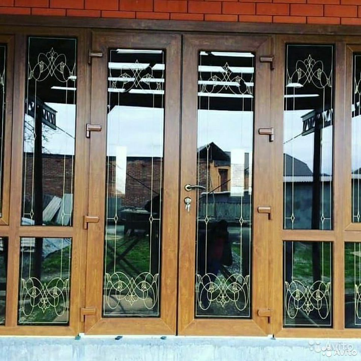 Пластиковый окна двери витражи  89899236863 купить 4