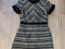 Платье твидовое H&M, 44р-р
