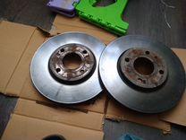 Тормозные диски Ford Ecosport