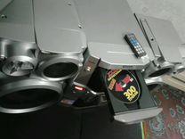 Муз.ц. Panasonic SA-AK410 с USB