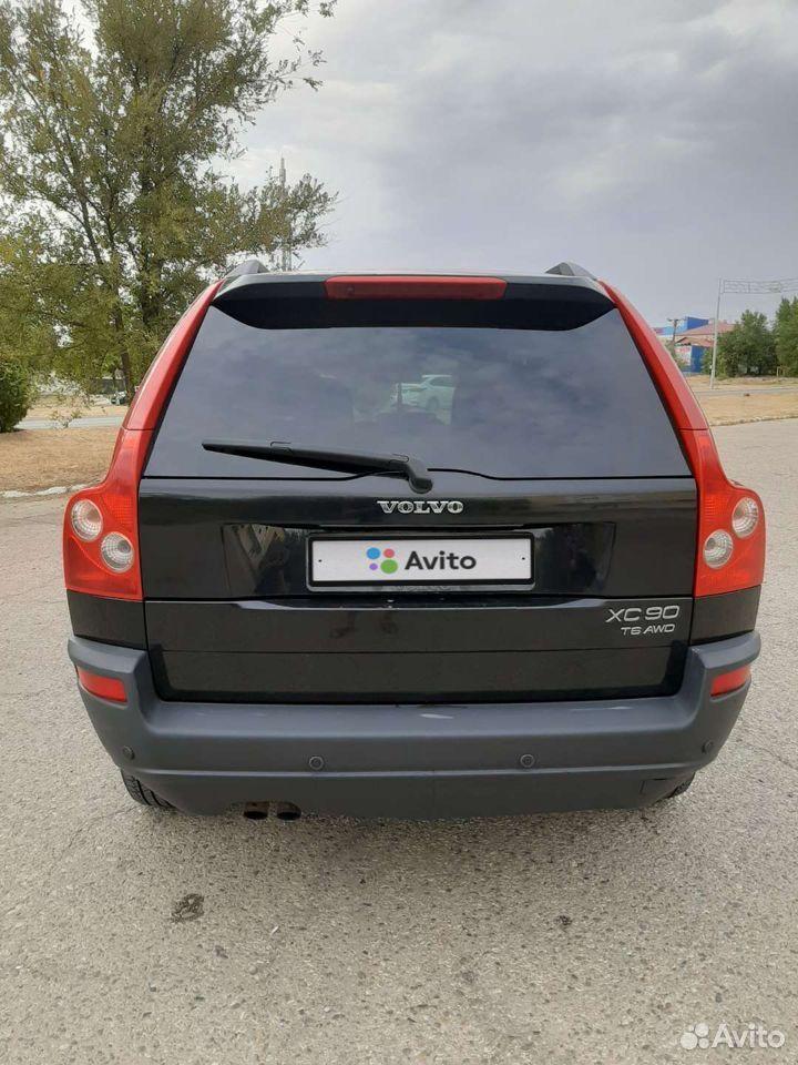 Volvo XC90, 2004  89371944730 купить 2