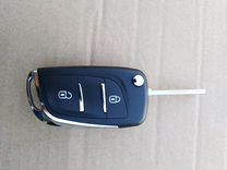 Ключ брелок на пежо тюнинг
