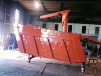 Кузов на камаз 65115