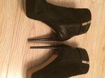 Ботильоны ботинки Paolo (paulo) conte — Одежда, обувь, аксессуары в Самаре