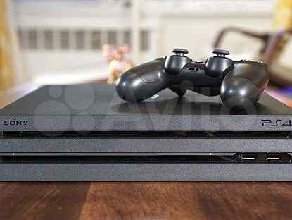 Sony PS4 Pro 1Tb