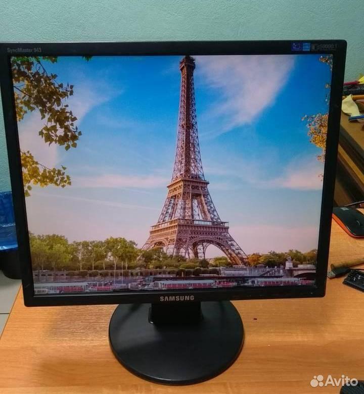 Монитор samsung 943N и клавиатура  89101904869 купить 1