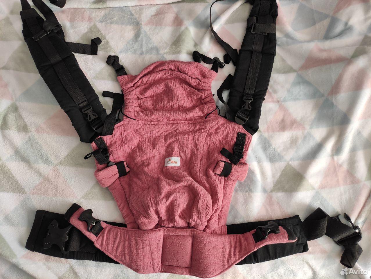 Эрго-рюкзак Di Sling Adapted  89048279411 купить 5