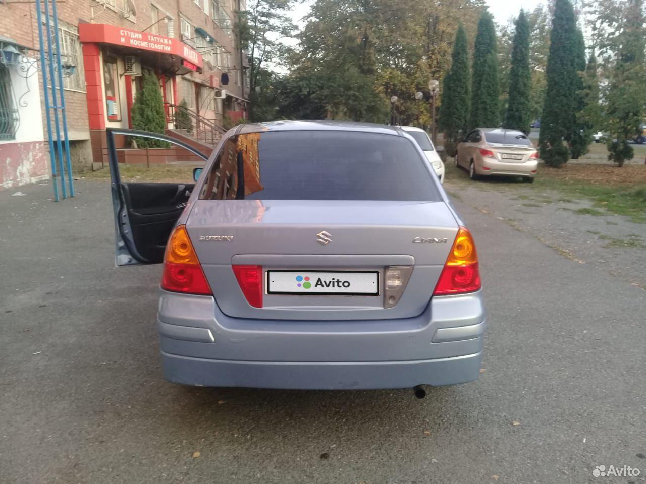 Suzuki Liana, 2005  89888703134 купить 2