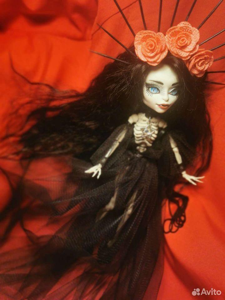 Ооак кукла Скелита  89182777143 купить 8