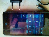 Телефон ZTE AF3 сломано гнездо зарядки — Бытовая электроника в Геленджике