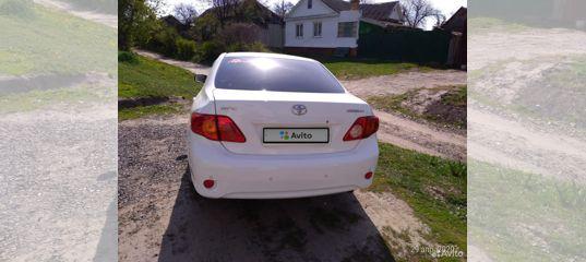 Toyota Corolla, 2008 купить в Брянской области   Автомобили   Авито