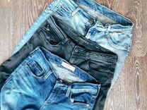 Джинсы Reserved и Gloria jeans