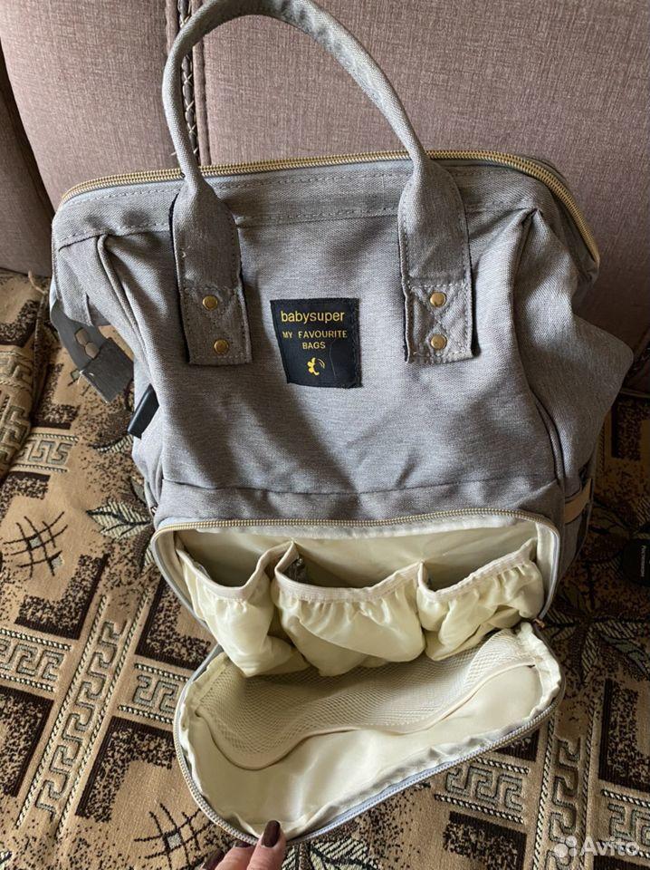 Сумка рюкзак для мамы  89376207649 купить 3