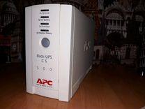 Ибп APC 500 VA