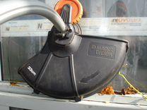 Электрокоса black decker 7000\мин 800 ват