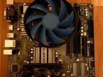 Комплект FX 4350 4.2Ghz +8gb +мп Gigabyte