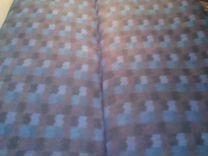 Для дачи,диван + перьевой матрас