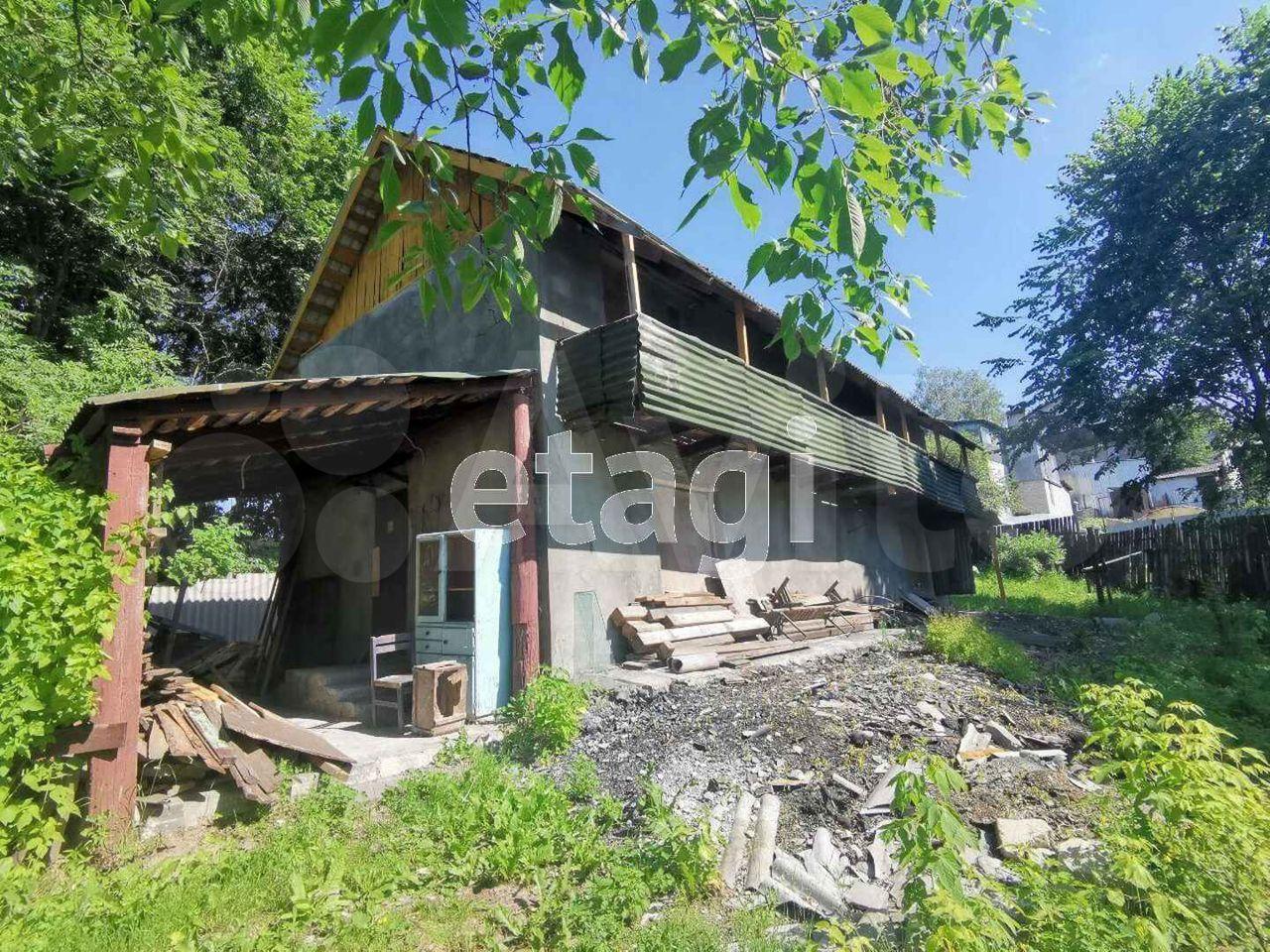 House of 150 m2 on plot 6 hundred.  89610020640 buy 4