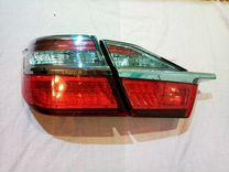 Toyota Camry V55 фонарь левый комплект
