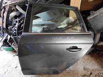 Дверь задняя левая Audi A3 (8W)