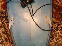 Доска для сёрфинга 7.5ft + чехол