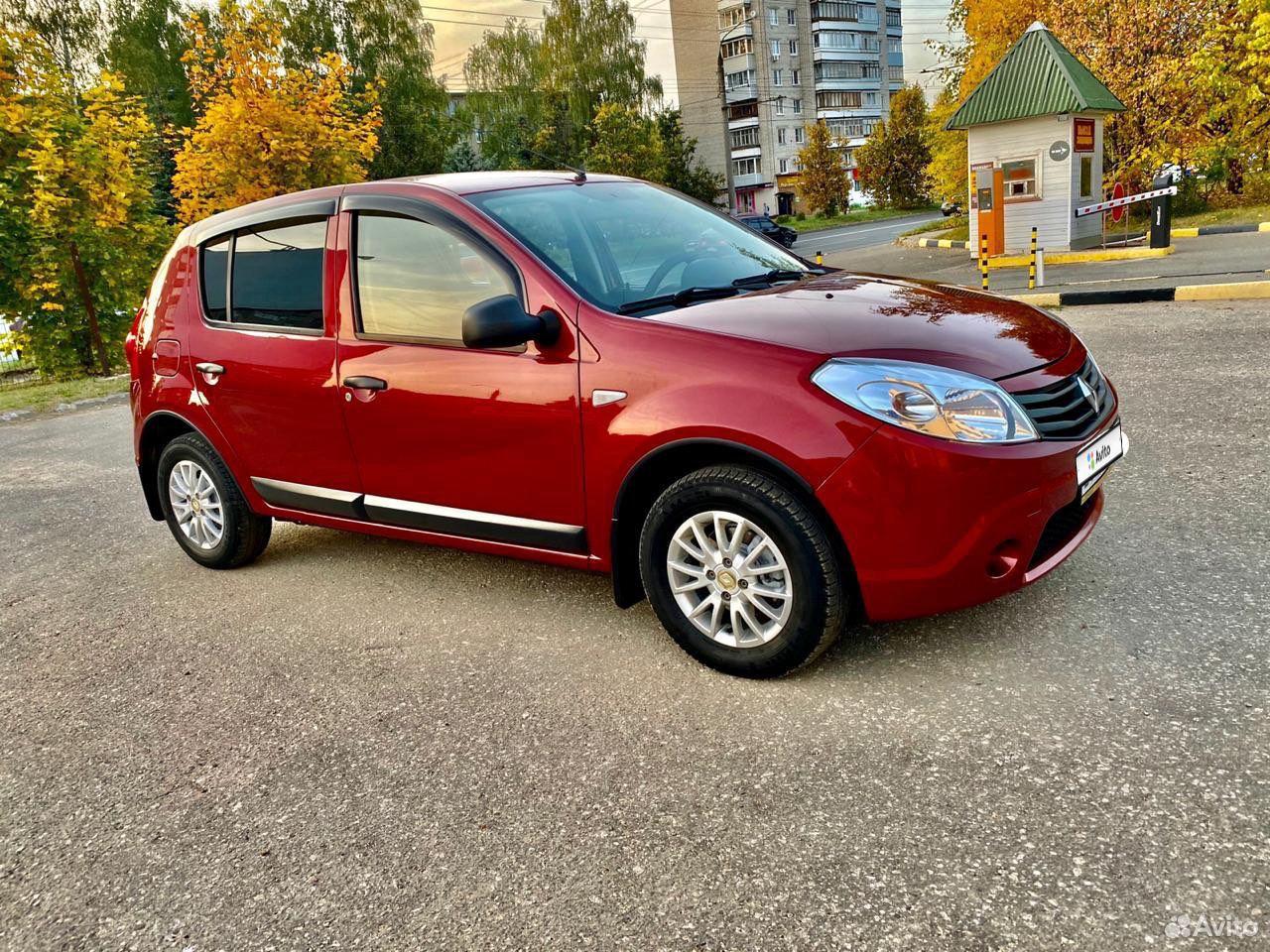 Renault Sandero, 2013  89065646276 купить 6