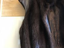 Жилет норковый — Одежда, обувь, аксессуары в Санкт-Петербурге