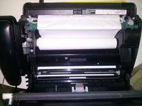 Факс panasonic KX-FT982RU, черный