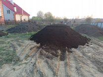 Чернозём от 5 и до 30 тон
