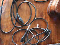 Сетевой кабель питания 2шт