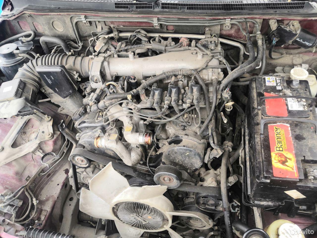 Mitsubishi Montero Pajero 36g74 в разб