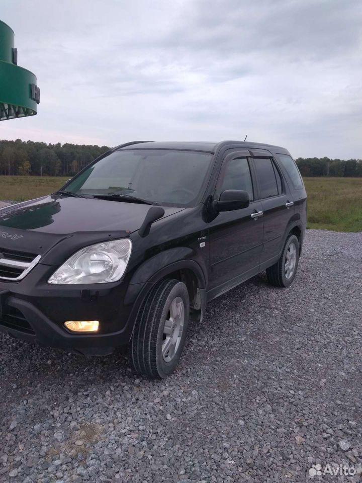 Honda CR-V, 2004  89014679147 купить 1