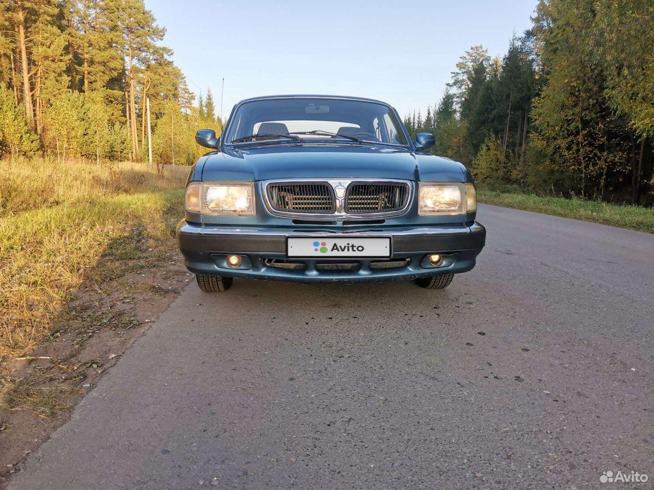 ГАЗ 3110 Волга, 2003  89090546418 купить 5